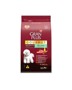 Ração Gran Plus Adultos Mini Gourmet Peru Affinity